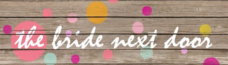 Les 10 commandements du timing parfait (pour moi) | The bride next doorThe bride next door