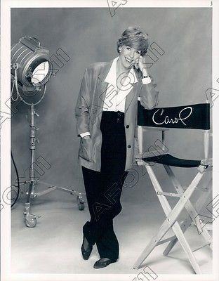 1990 NBC Comedy Series Carol & Company with Actor Carol Burnett Press Photo