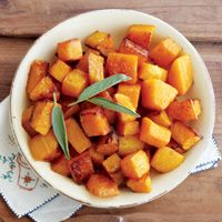 Grilled Butternut Squash #HEBHolidayMeal