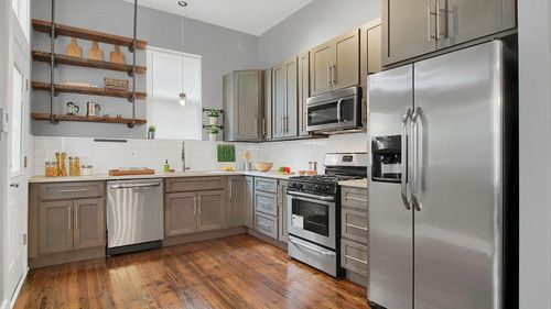 St Louis MO - Benton Park 2.5 story with a master suite to die for! - House for Sale - Garcia Properties