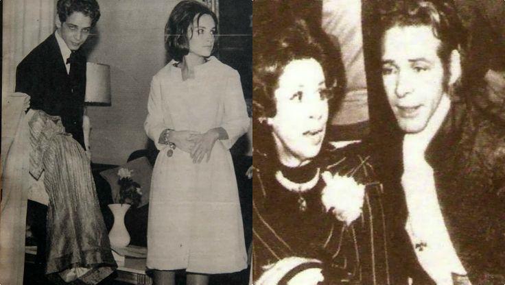 Noiva com Classe: Maio 2012  Dener com as ex-primeiras-damas Maria Tereza Goulart e Yolanda Costa e Silva.