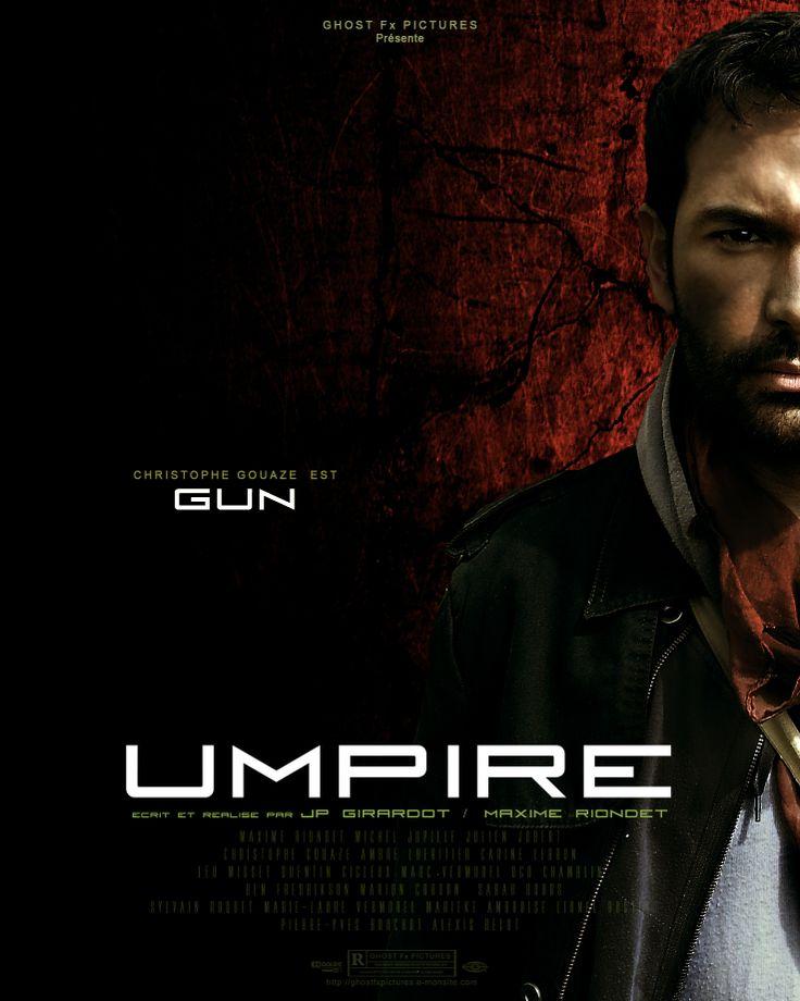 Christophe GOUAZE est GUN dans UMPIRE