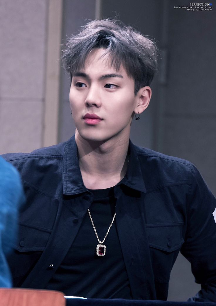 Shownu | PERFECTION ϟ do not edit or crop logo.
