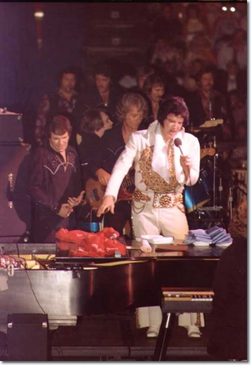 ELVIS' last Concert   |   June 26, 1977 Market Square Arena, Indianapolis, IN.