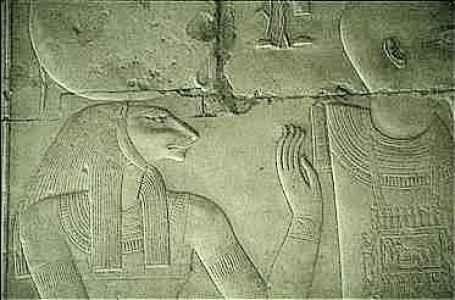 Sechmet - Lejonguddinan | LundinOrient´s Egypten