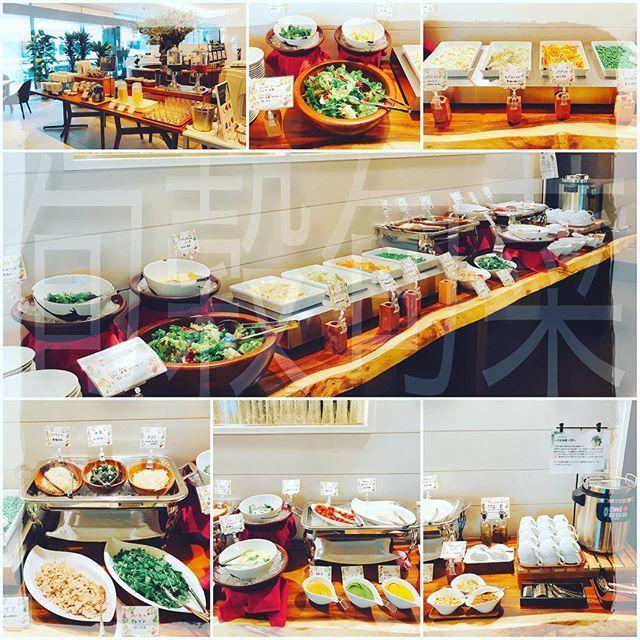 おはようございます、旬穀旬菜です!6/1〜ランチメニューが少し変わりました(*゚▽゚*)今まで以上にお客様に満足していただけますように!たくさんのお客様のご来店お待ち申し上げます◎◎ #大阪 #梅田 #グランフロント大阪 #グランフロント大阪北館 #旬穀旬菜 #ランチ #lunch #薬膳 #野菜 #ビュッフェ #メインチョイス #魚 #肉 #フレンチ #ロート製薬 #smartcamp #0663593072