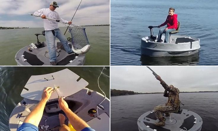 Ultraskiff boat touted as the ultimate fishing vessel