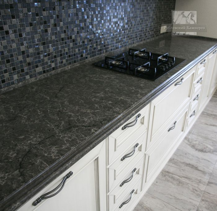 Caesarstone Coastal Grey Kitchen Caesarstone: 45 Best Caesarstone Vanilla Noir Images On Pinterest