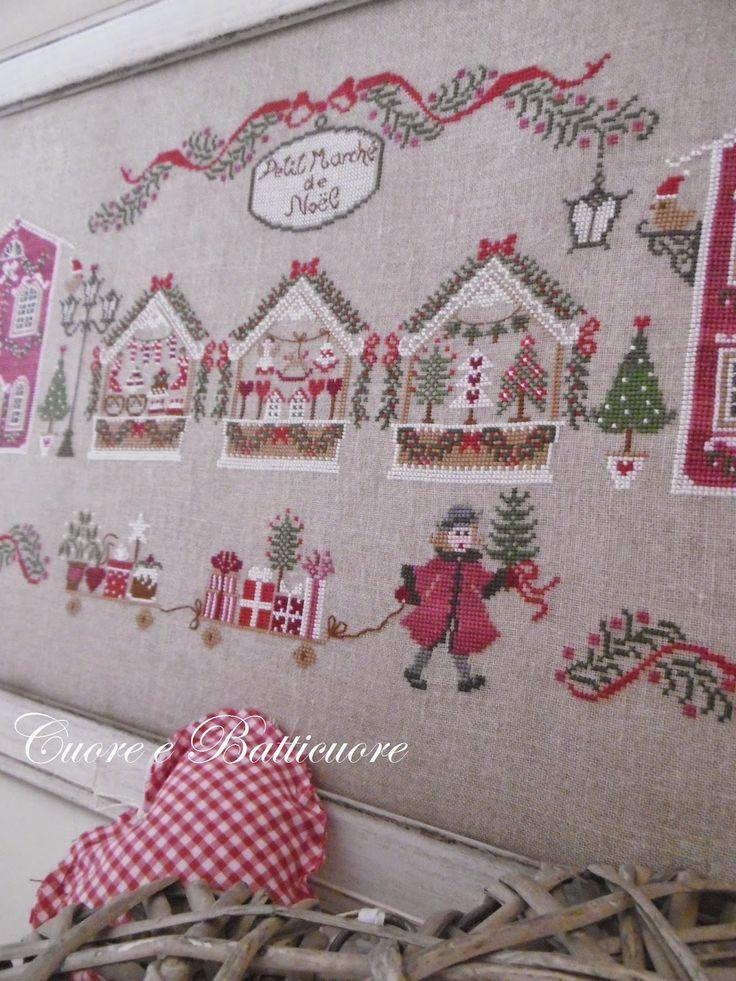 Cuore e Batticuore: E subito....: Petit Marché de Noel