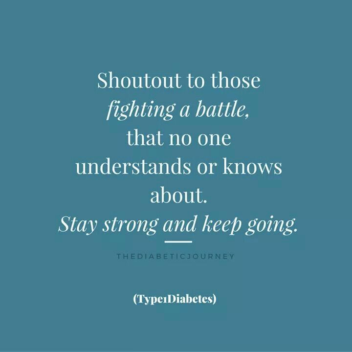 Image Result For Type Diabetes Inspirational Quotes