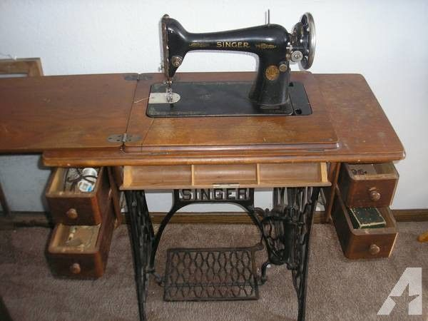Best 25 sewing machine for sale ideas on pinterest sewing antique singer treadle sewing machine for sale in fall branch tennessee classified americanlisted sciox Gallery