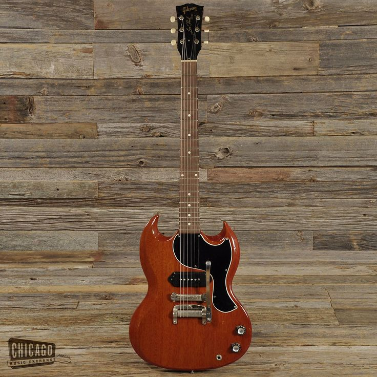 """Summary Body: Mahogany Neck: Mahogany neck with 1 11/16"""" wide nut and rosewood fretboard with pearloid dot inlays Pickups/Hardware: One Seymour Duncan P-90 in the bridge position, volume and tone cont"""
