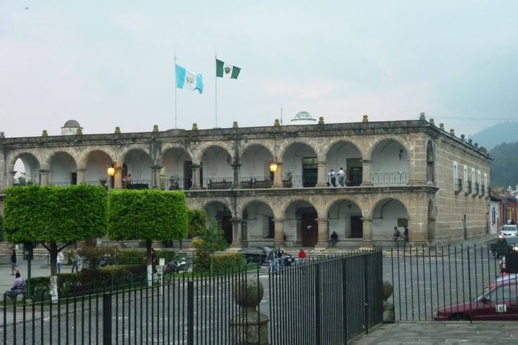 Antigua. Guatemala