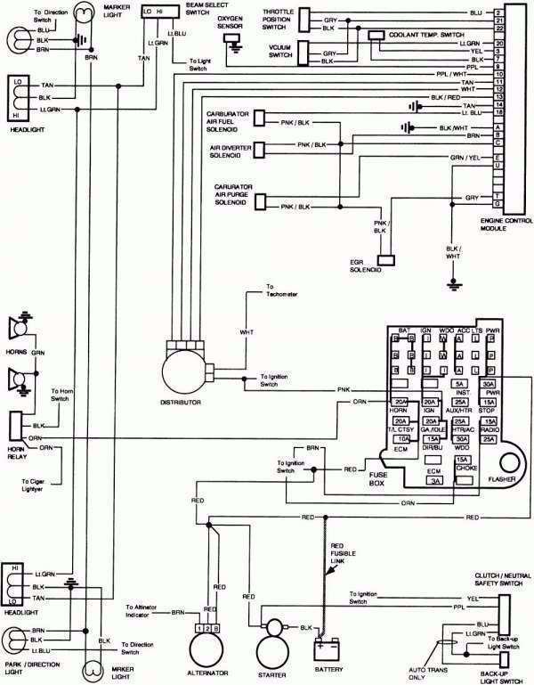 [WQZT_9871]  17+ 86 Chevy Truck Radio Wiring Diagram1986 chevy truck radio wiring diagram,  86 chevy truck radio wiring di… in 2020 | 1985 chevy truck, 1986 chevy  truck, 1984 chevy truck | Cucv Alternator Wiring Diagram |  | Pinterest
