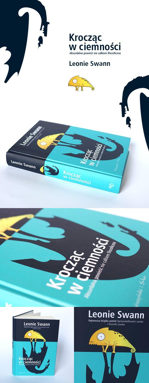 bookcover krocząc w ciemności okładka książki