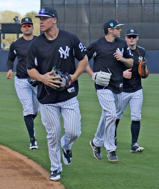 New York Yankees  Giancarlo Stanton 234bc1b10a8