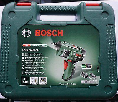 Bosch PSR Select Akkuschrauber Easysparen25.com , sparen25.de , sparen25.info