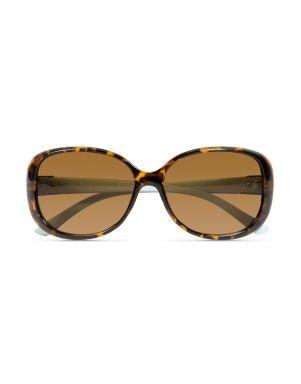 Filigree Trim Sunglasses