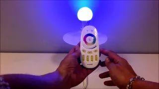 Bombilla Led RGB Wifi control desde mando tactil Tutiendastore - YouTube #ledwifi #bombillawifi #luzwifi #ledrgbwifi #ledrgb #tutiendastore #bombillaledwifi #tiraledwifi #bombillawifimando #ledwifimando #ledwifimovil