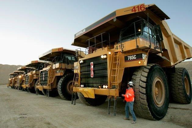 Meet the world's biggest truck