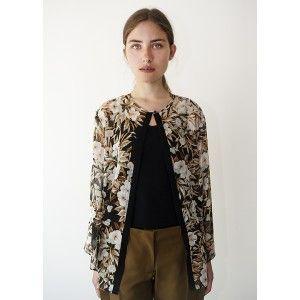 Bravoure // Kimono blouse