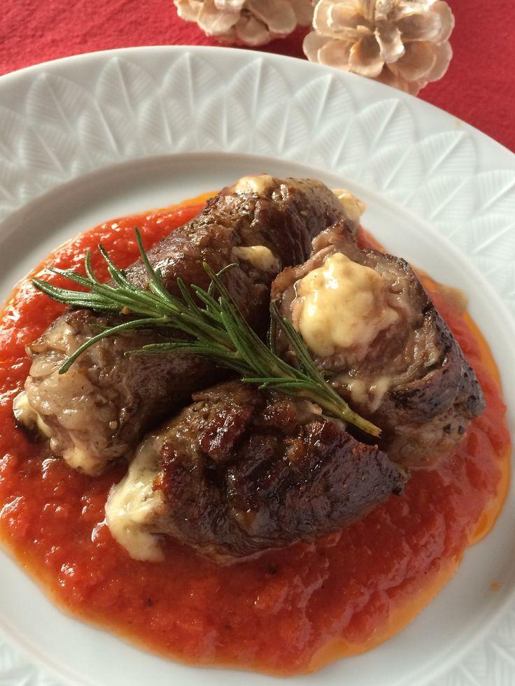牛肉のインヴォルテイーニ by 島田まき | レシピサイト「Nadia | ナディア」プロの料理を無料で検索