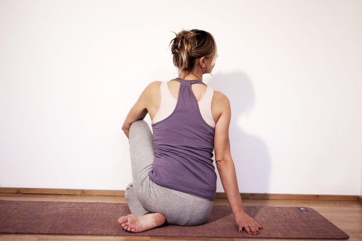 Rituel Yoga esprit libre : 6 postures pour retrouver la sérénité et la concentration