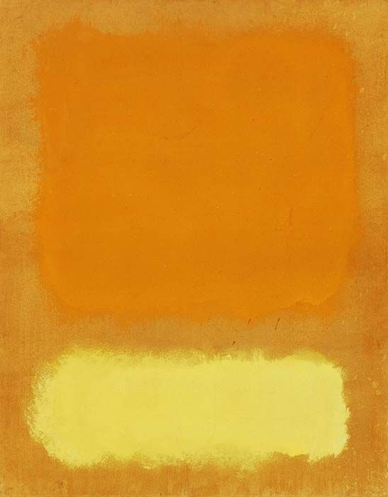 wyattgwyon:    Untitled (1968), Mark Rothko