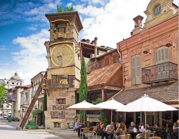Tiflis Gezi Rehberi-Gürcistan | Birhayalinpeşinde