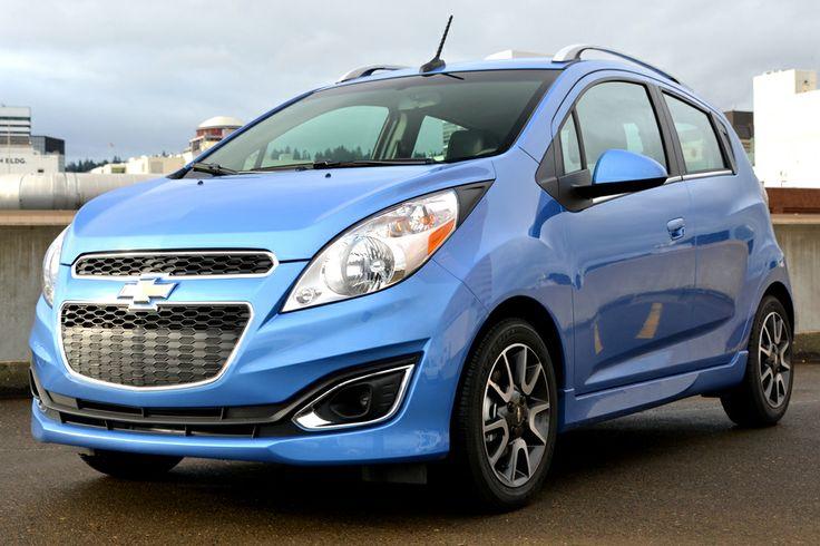2013 Chevrolet Spark | ... , no nav, no problem: 2013 Chevy Spark brings your phone to the dash