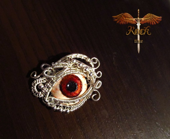 Beastmaster Eye Ring