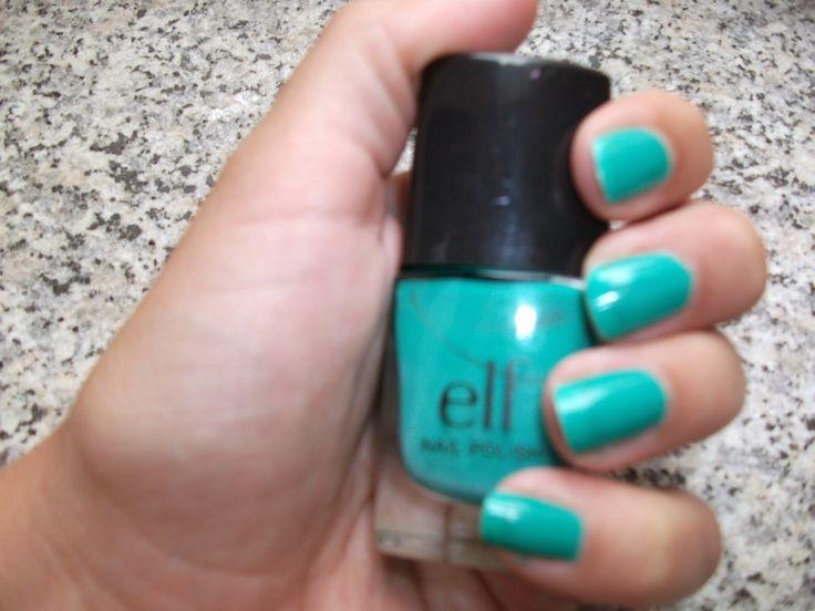 Tartaruga Zeta Fashion & Beauty: Smalto della settimana - Manicure of the week #beauty #beautyblogger #beautyproducts #nails #nailpolish #manicure @elfcosmetics #smalto #unghie