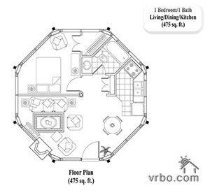 Tree House Floor Plans