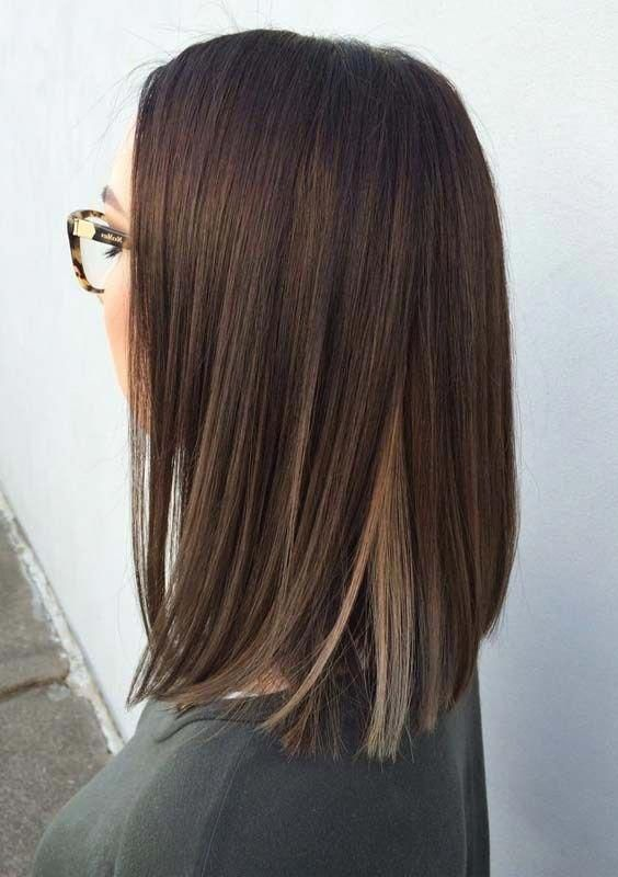 #Medium or shoulder hairstyles are much liked styles among ladies because of thei #shoulderlengthBob