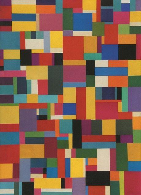 Karel Trinkewitz (1931 - 2014), Aesthetic Information, 1966