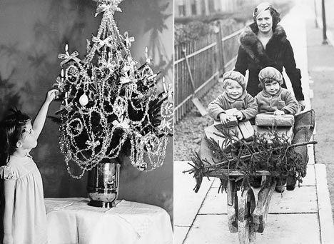 De kerstspullen die jarenlang gebruikt werden en elk jaar weer tevoorschijn kwamen zijn ingeruild voor variatie. Elk jaar een andere thema, boom of zelfs geen boom! De Scandinavische trend...