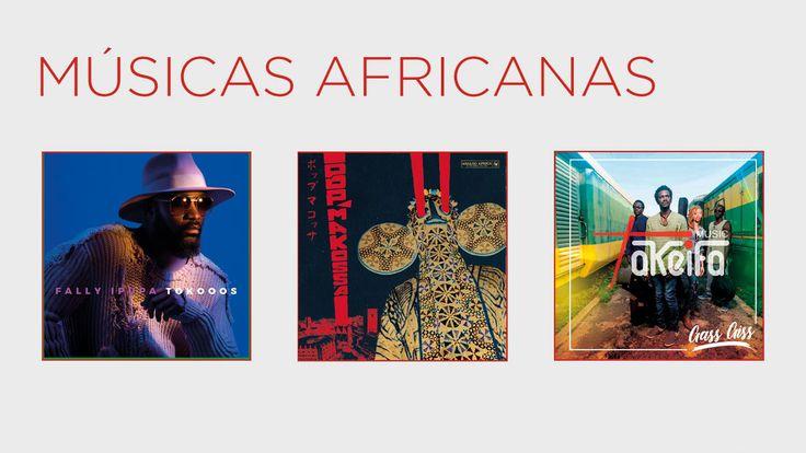 Rumba congoleña de Fally Ipupa, recopilación de ritmos makossa de Camerún y melodías de Senegal a cargo del grupo Takeïfa.