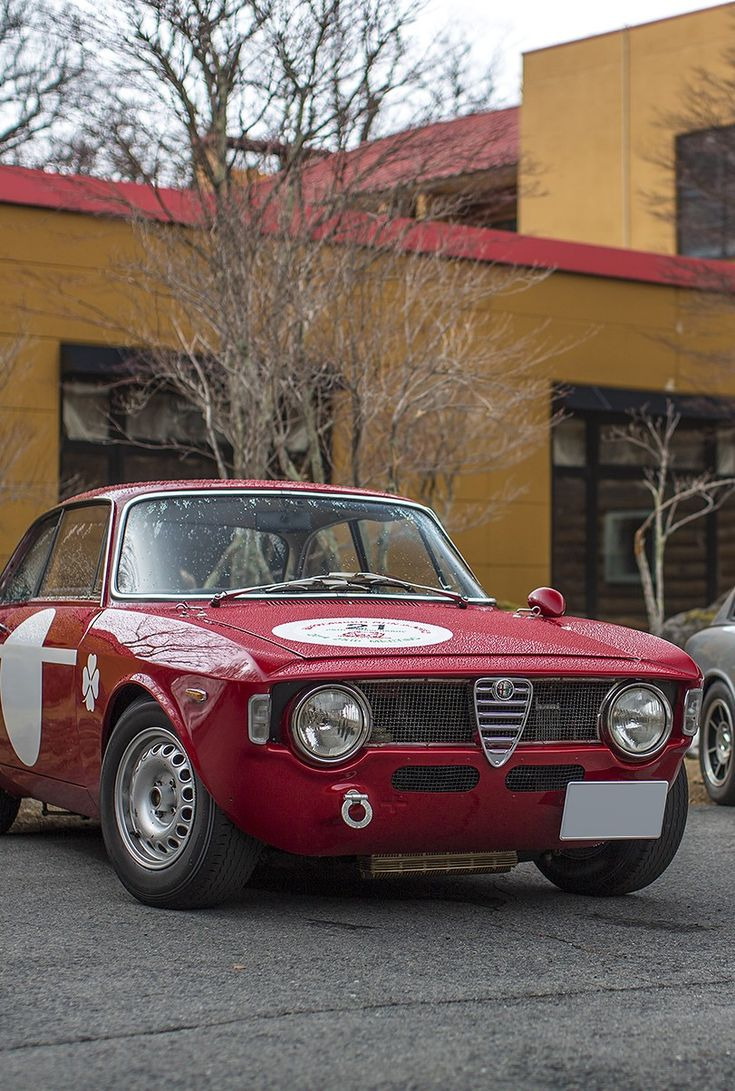 Alfa Roméo Junior 1300