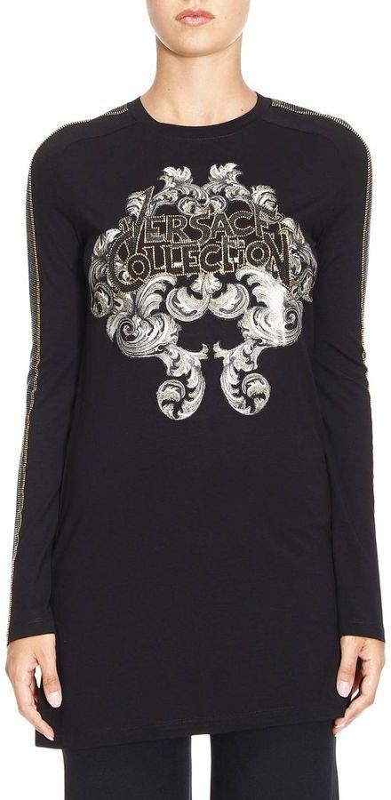 Versace Sweater T-shirt Women