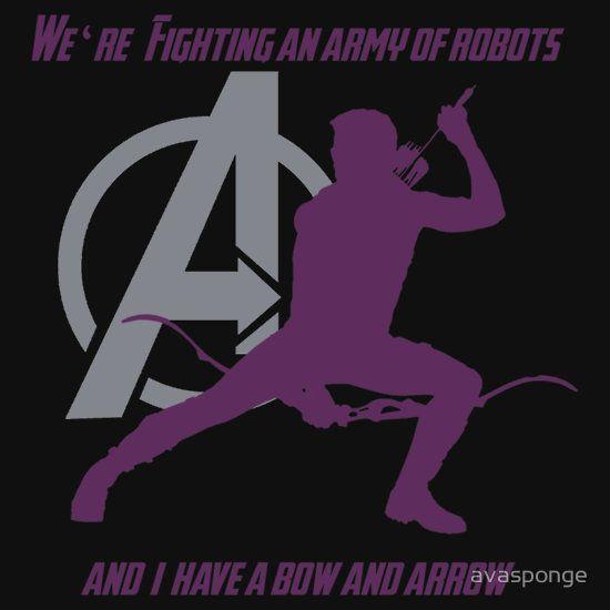 Hawkeye by avasponge