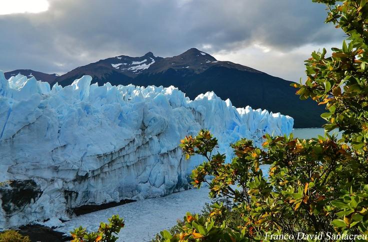 Glaciar Perito Moreno - Parque Nacional Los Glaciares - Patagonia, Argentina