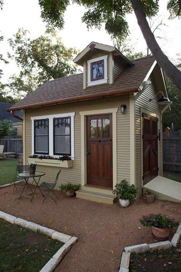 craftsman style bungalito, red river restorations, austin