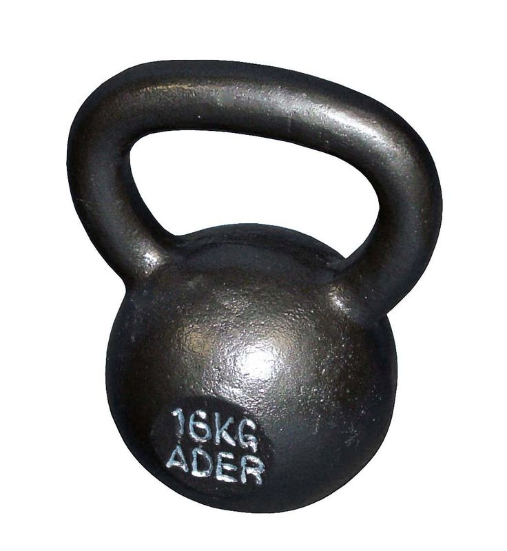 Ader Premier Kettlbell- (16kg). 16 kg (35lb) premier style kettlebell. Ships to all 50 States, APO, FPO, and P.O. Box.