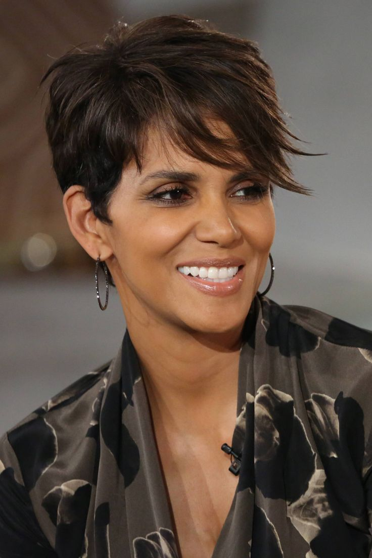 Halle Berry is so beautiful!