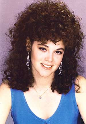 Rebecca Schaeffer. Murdered by stalker. 22 years old.