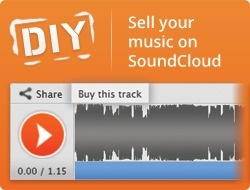 Hey musicians ....Sell your music via soundcloud apps gallery!