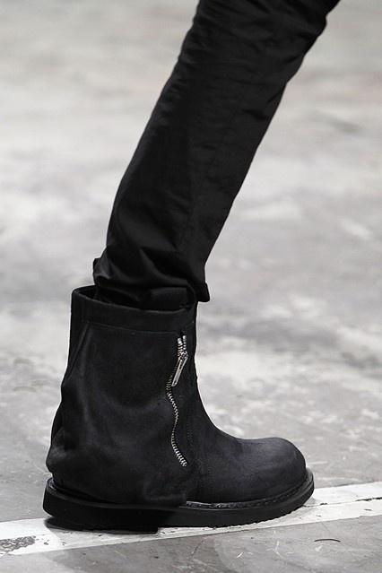 Lizard Skin Ankle Boots Fall/winterRick Owens 1uOSKoL0ru
