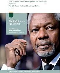 Kofi Annan MBA & MIM Scholarships for Developing Countries 2015