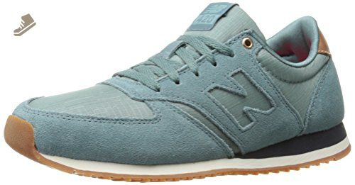 New Balance Women's wl420, Typhoon/Storm Blue, 8 B US - New balance sneakers for women (*Amazon Partner-Link)