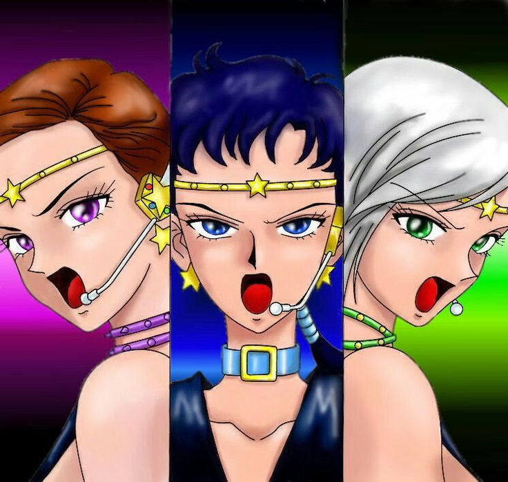 #SailorStars